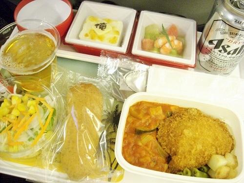 JAL『俺の機内食』