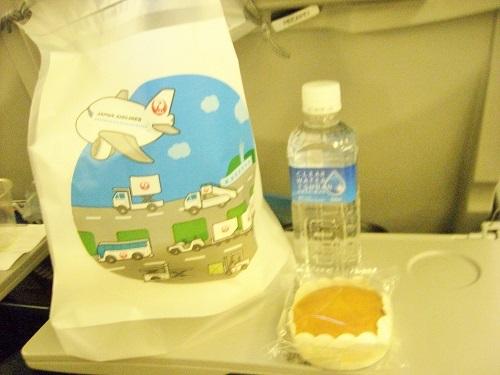 JALの軽食