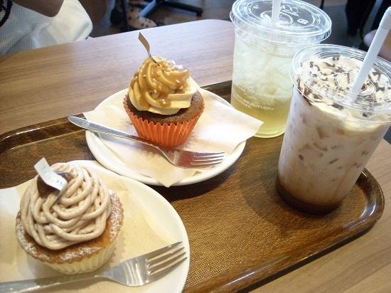 モスカフェ カップケーキ
