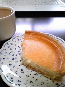 モロゾフのチーズケーキ