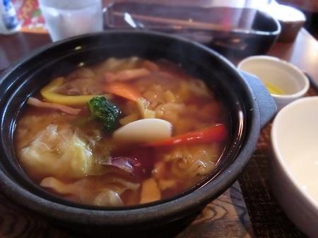 スープごはん ~栗とごろごろ野菜