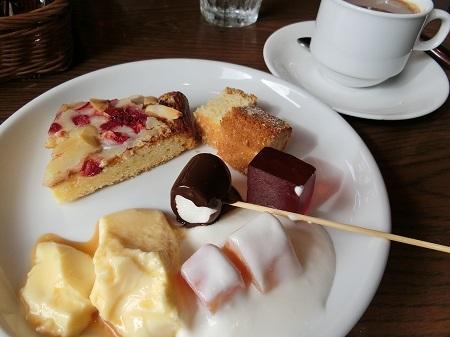 サルヴァトーレクオモのドルチェ(デザート)