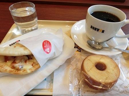 ドトールコーヒー 栄ブロッサ店