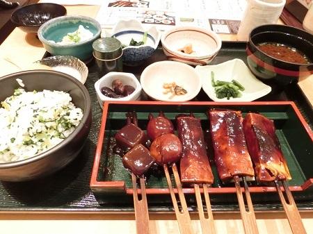 鈴の屋 菜めし田楽定食