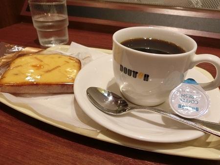 金山駅 ドトールコーヒー