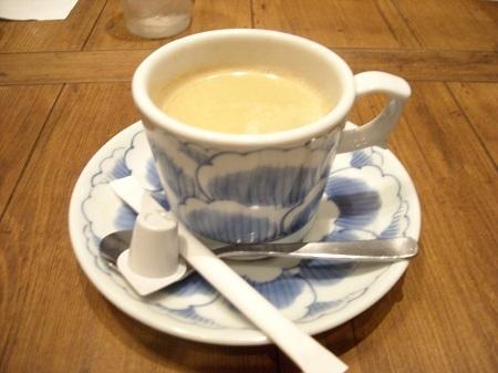 神戸元町ドリアのブレンドコーヒー