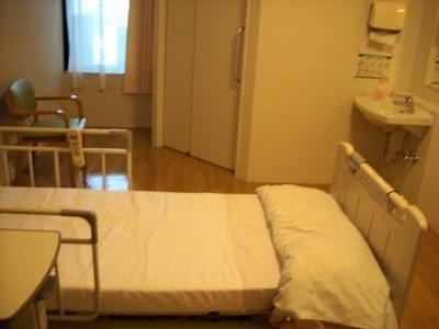 病院の個室